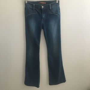Joe's Flawless The Mustang Flare Jeans